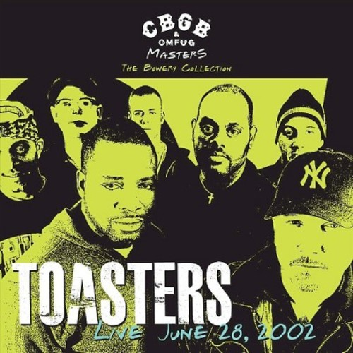 CBGB & OMFUG Masters: The Bowery Collection: Live June 28, 2002 (LP)