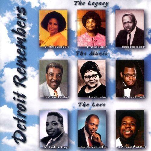 Detroit Remembers [CD]