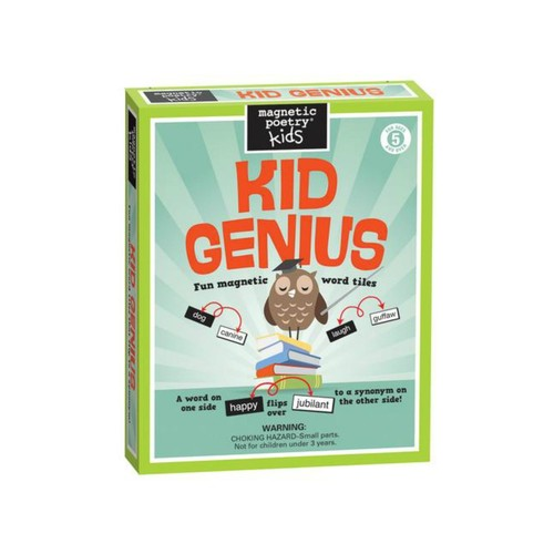 Magnetic Kid Genius