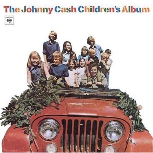 The Johnny Cash Children's Album [CD]