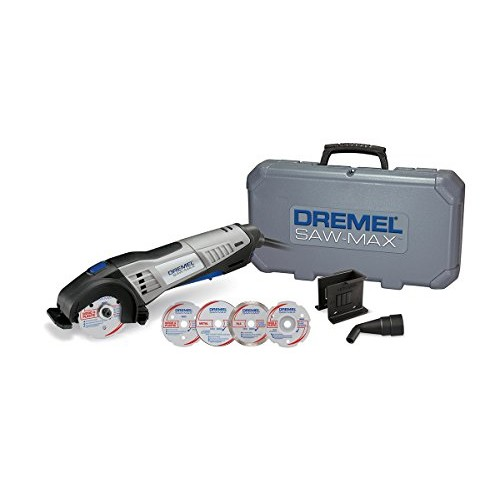 Dremel SM20-02 120-Volt Saw-Max Tool Kit [Saw-Max Tool Kit with Case]