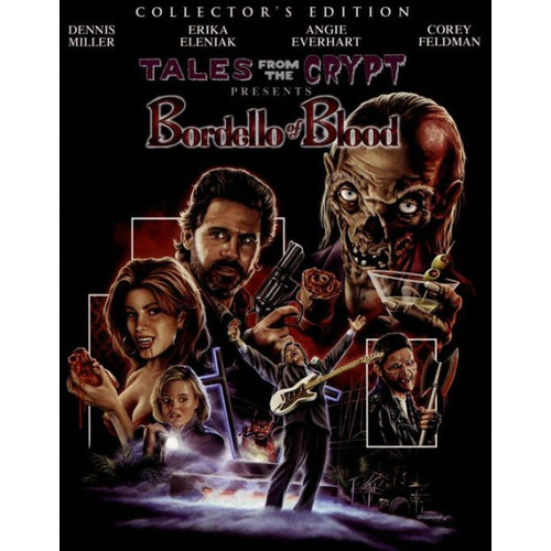 Tales from the Crypt Presents Bordello of Blood