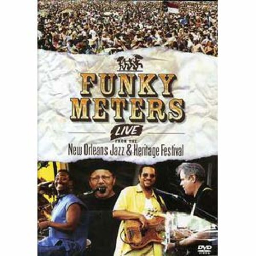 Funky Meters: Live From the New Orleans Jazz & Heritage Festival LBX DD5.1/DD2