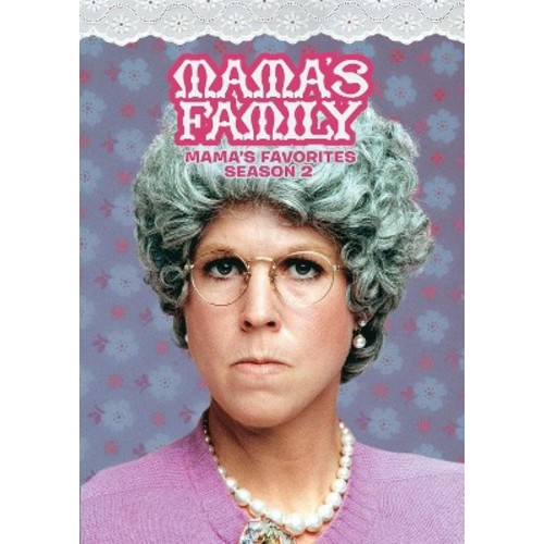 Mama's Family: Mama's Favorites - Season 2 (dvd_video)