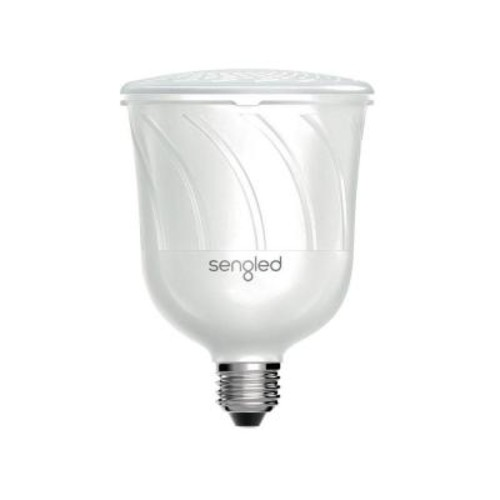 Sengled Pulse Dimmable LED Light with Wireless Bluetooth Satellite Speaker Powered by JBL - White