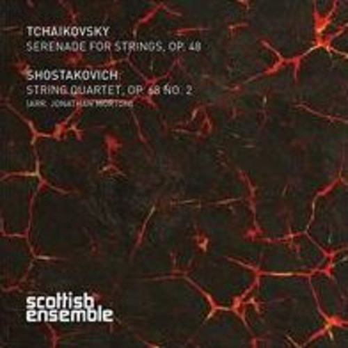 Tchaikovsky: Serenade for Strings, Op. 48; Shostakovich: String Quartet, Op. 68 No. 2