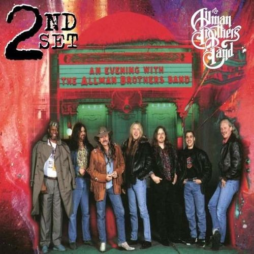 An Evening with the Allman Brothers Band: 2nd Set [LP] - VINYL