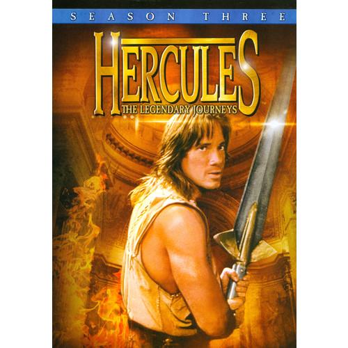 Hercules: The Legendary Journeys - Season Three [5 Discs] [DVD]