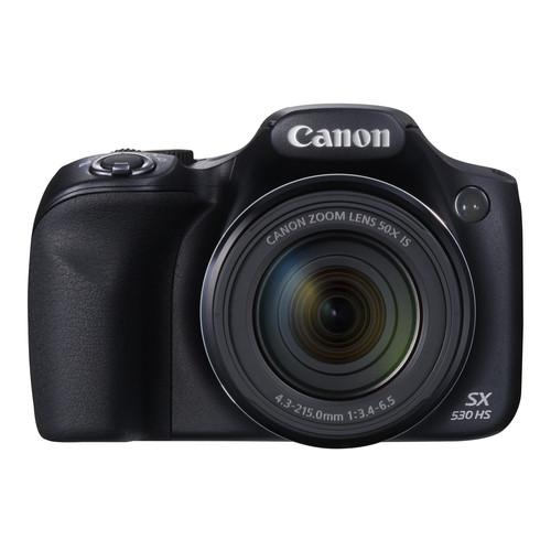 Canon 9779B001 PowerShot SX530 HS Digital Camera 16.0 Megapixel
