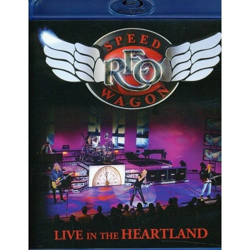 Live in the Heartland [Blu-Ray Disc]
