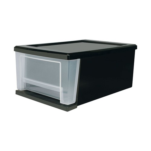 Iris Stacking Drawer; Small, 7 Quart