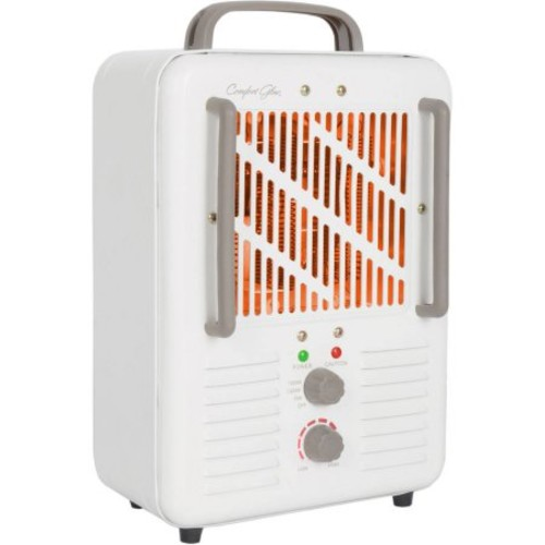 World Marketing Milkhouse Style Electric Heater with 3-prong Grounded Cord