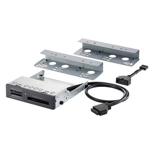 HP G1S79AA 15-in-1 USB2/3 3.5 Media Card Reader - 15-in-1 - Memory Stick, SD, MultiMediaCard (MMC) - USB 3.0Internal