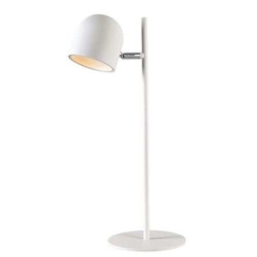 Kenroy Home LED Desk Lamp White Finish (32894WH)