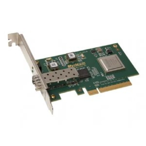 Myricom 10G-PCIE-8B-S - Network adapter - PCIe x8 low profile - 10 Gigabit SFP+ x 1