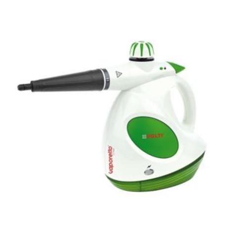 Polti Vaporetto Easy Plus Handheld Steamer in Green/white