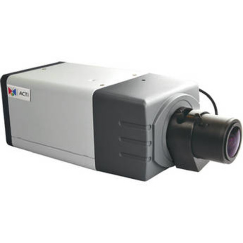 D22 5 Mp 720p Day & Night HD PoE Color Box Camera with f2.93mm / F2.0 Fixed Lens