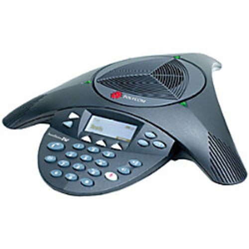 Polycom SoundStation 2W DECT 6.0 Expandable Wireless Conference Phone