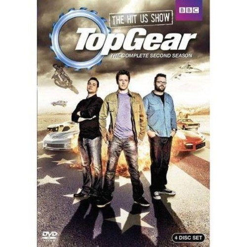 Top gear:Complete second season (Usa) (DVD)