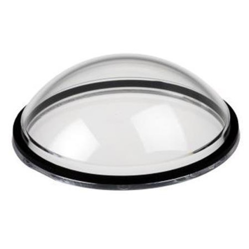 Clear Dome Covers for M3027-PVE Fixed Dome Network Cameras (5-Pack)