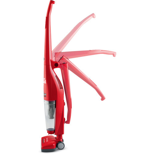 Dirt Devil Extreme Power 14.4 Volt Cordless Bagless Stick Vacuum, BD20040RED