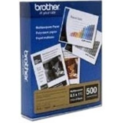 Brother MULTIPURPOSE PAPER - 8.5INCH X 11INCH