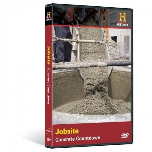 Jobsite: Concrete Countdown [DVD] [2009]