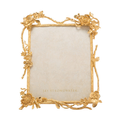 Floral Branch Picture Frame, 8 x 10