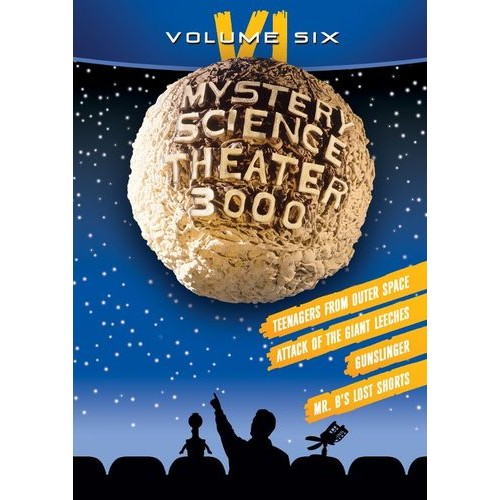 Mystery Science Theater 3000: Volume VI [4 Discs] [DVD]