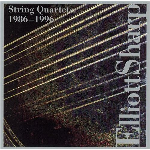 Elliot Sharp: String Quartets, 1986-1996 [CD]