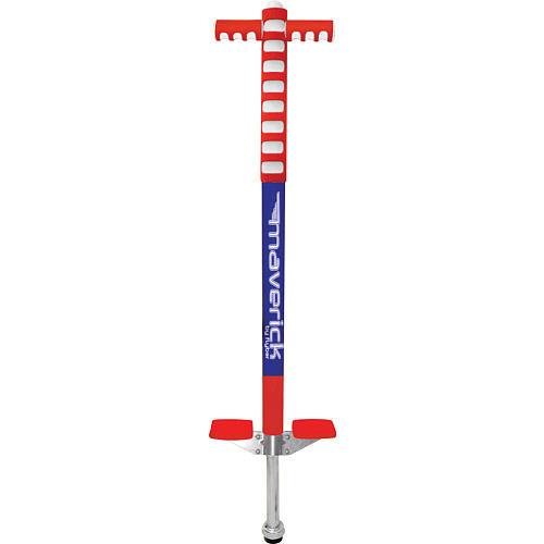 Flybar Foam Maverick Pogo Stick - Red/White/Blue