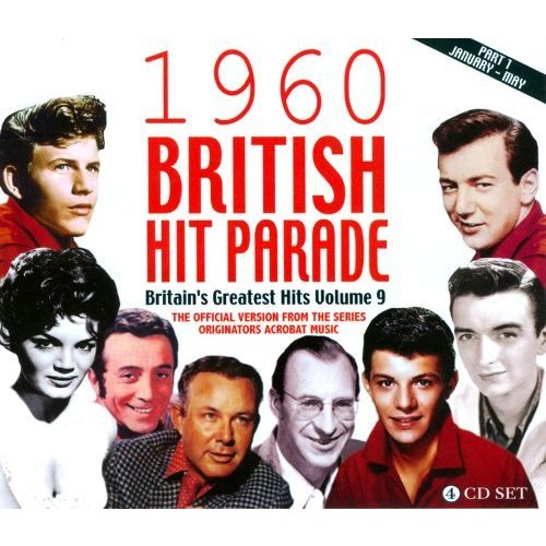 1960 British Hit Parade: Britain's Greatest Hits Vol. 9, Pt. 1 [CD]