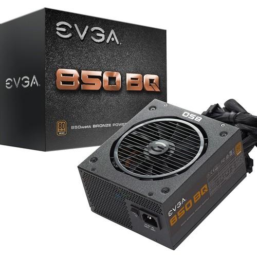 EVGA - 850W Modular BQ Power Supply - Black