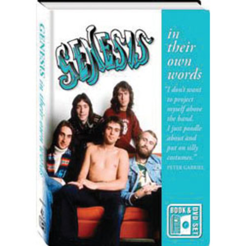 Genesis: In Their Own Words [With Book] WSE DTS/DD5.1/DD2