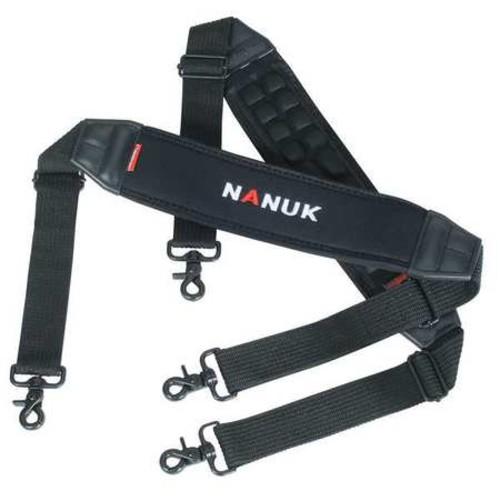 Nanuk Cases Padded Shoulder Strap, Neoprene, Black 900-STRAP