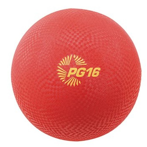 Champion Sports PLAYGROUND BALLS INFLATES TO 16IN
