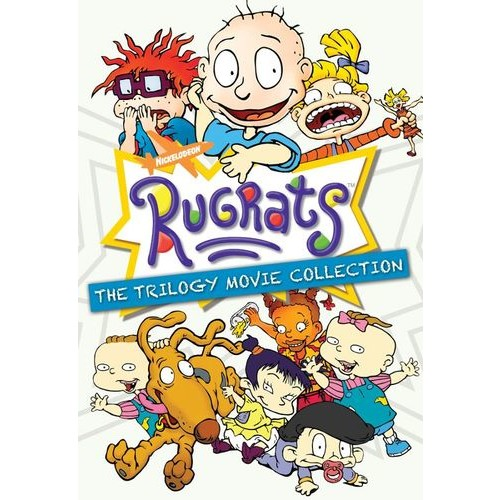 The Rugrats Trilogy Movie Collection [DVD]
