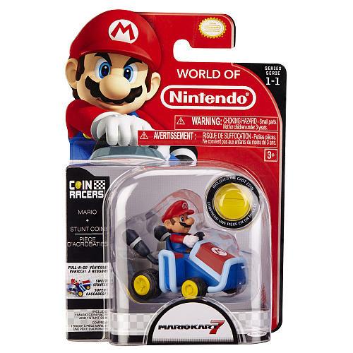 Super Mario Coin Racers - Mario