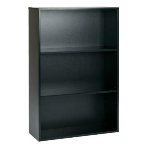 OSP Designs Prado 3-Shelf Bookcase