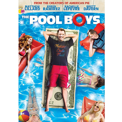 The Pool Boys: Matthew Lillard, Rachelle Lefevre, Tom Arnold, Efren Ramirez, Robert Davi, Jay Thomas, J.B. Rogers: Movies & TV