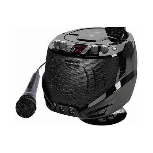 Js Karaoke GQ262 Portable Karaoke CDG Player
