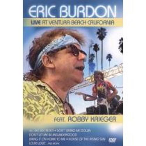 Live at Ventura Beach, California [DVD]