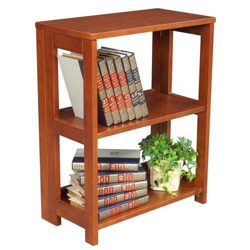 Niche Flip Flop Cherry 28 in. Tall Folding Bookcase