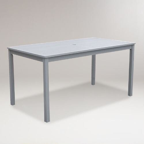 Lucas Rectangle Dining Table