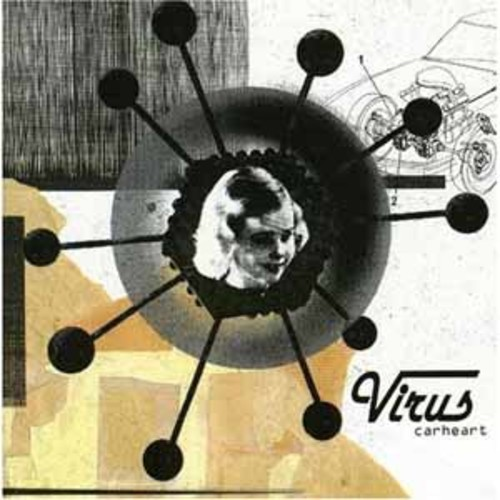 The Virus - Carheart [Vinyl]