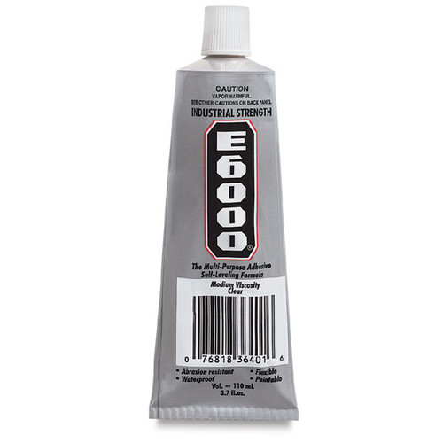 E6000 Jewelry Adhesive [Description : Jewelry Adhesive]