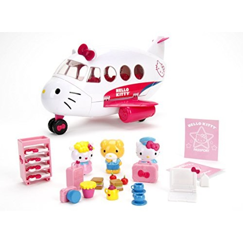 Jada Toys Hello Kitty play set [Plane]