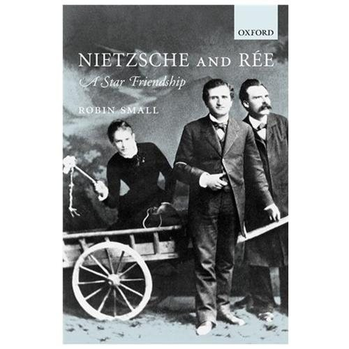 Nietzsche And Ree : A Star Friendship (Hardcover)