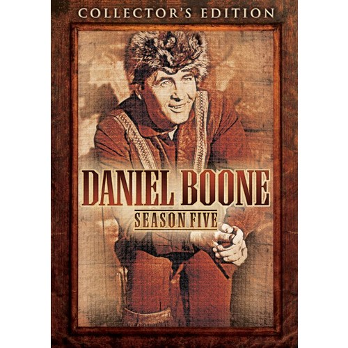 Daniel Boone: Season Five [6 Discs] [DVD]