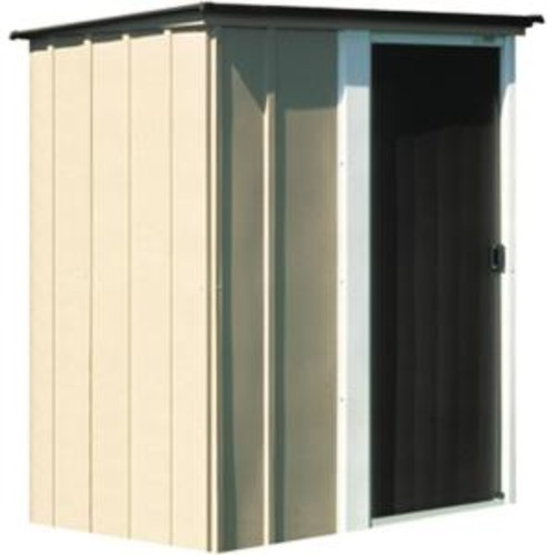 Arrow Brentwood 5 ft. x 4 ft. Metal Storage Building